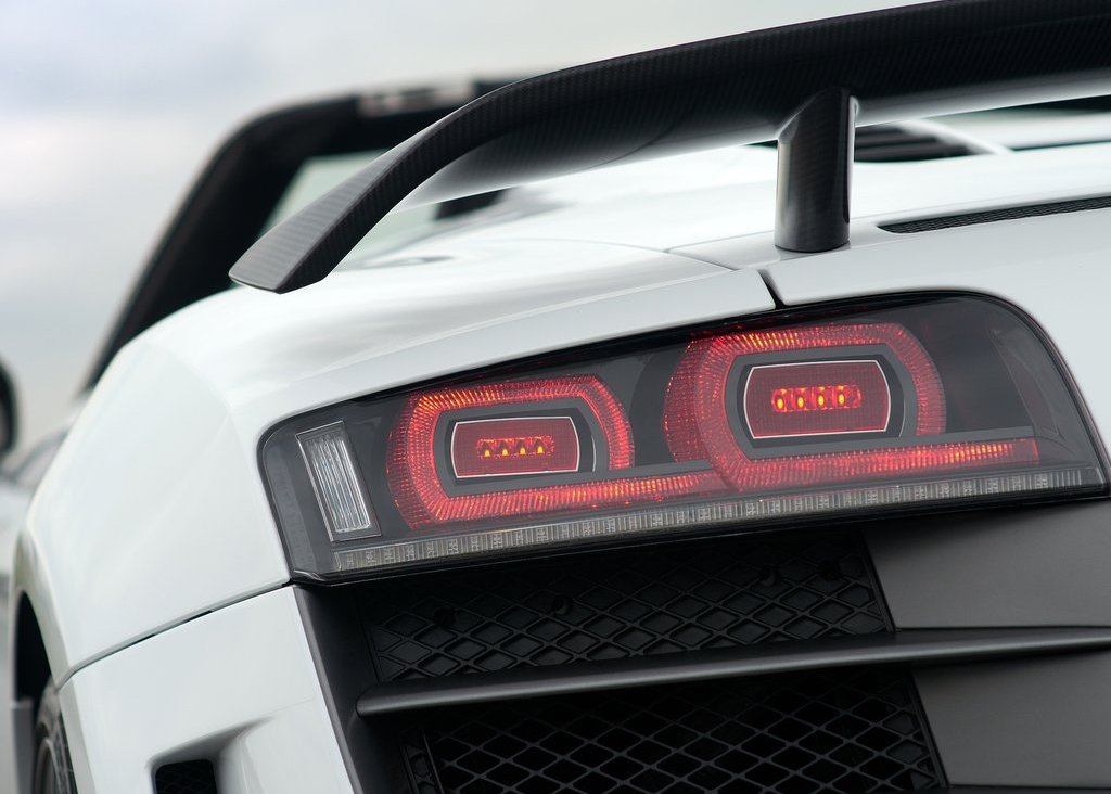 2012 Audi R8 GT Spyder Tail Lamp (View 22 of 24)