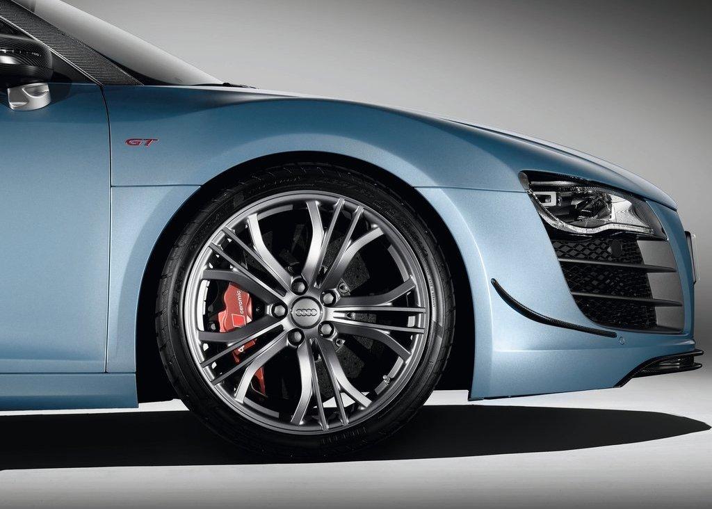 2012 Audi R8 GT Spyder Wheels (Photo 24 of 24)