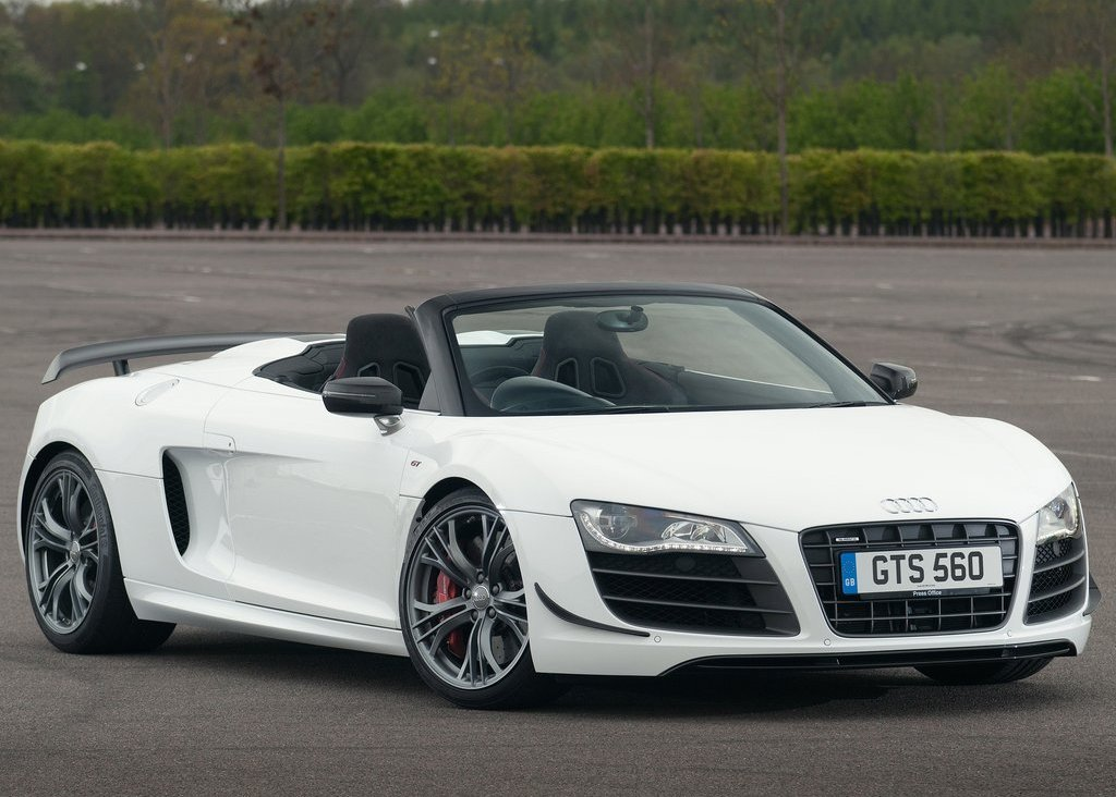 Featured Image of 2012 Audi R8 GT Spyder Price Review
