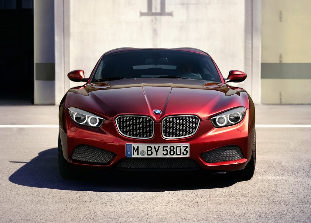 2012 BMW Zagato Coupe Front (View 4 of 15)