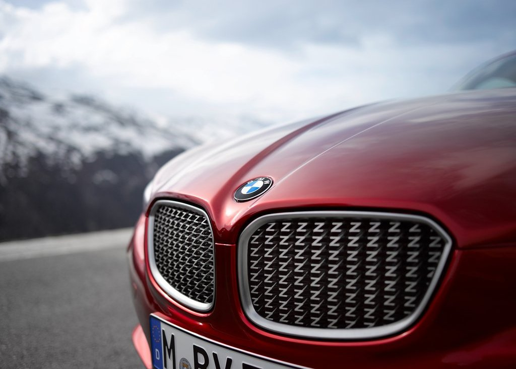 2012 BMW Zagato Coupe Grill (View 5 of 15)