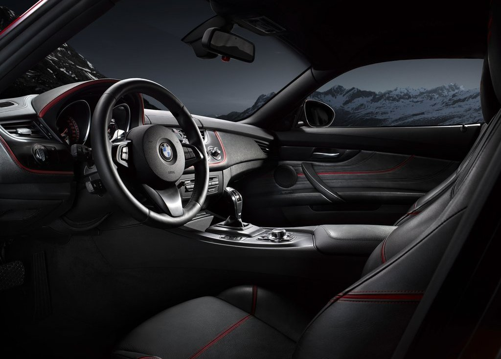 2012 BMW Zagato Coupe Interior (View 6 of 15)
