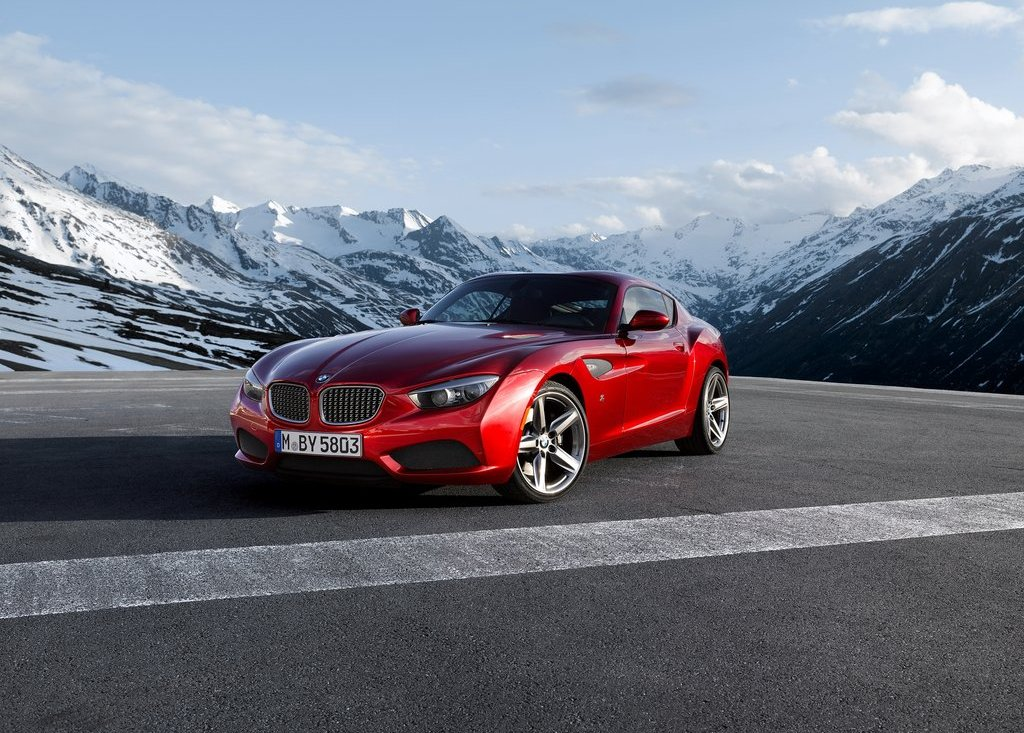 Featured Image of 2012 BMW Zagato Coupe Review