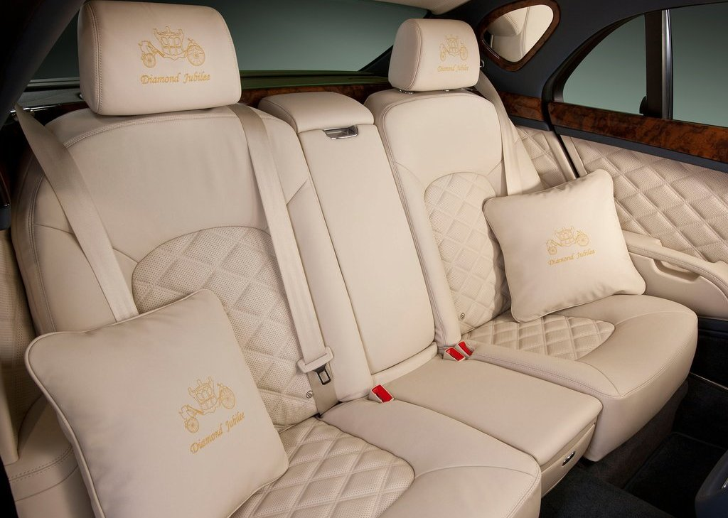 2012 Bentley Mulsanne Diamond Jubilee Back Seat (Photo 3 of 11)