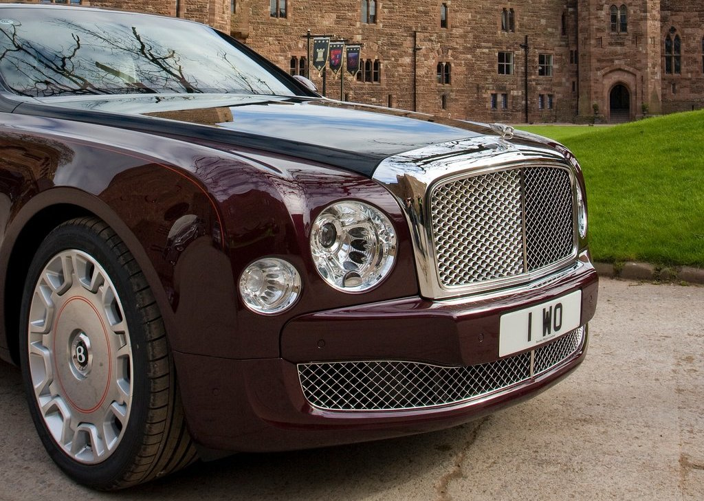 2012 Bentley Mulsanne Diamond Jubilee Bumper (Photo 4 of 11)