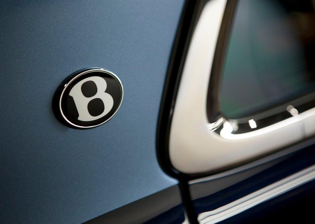 2012 Bentley Mulsanne Diamond Jubilee Emblem (View 5 of 11)