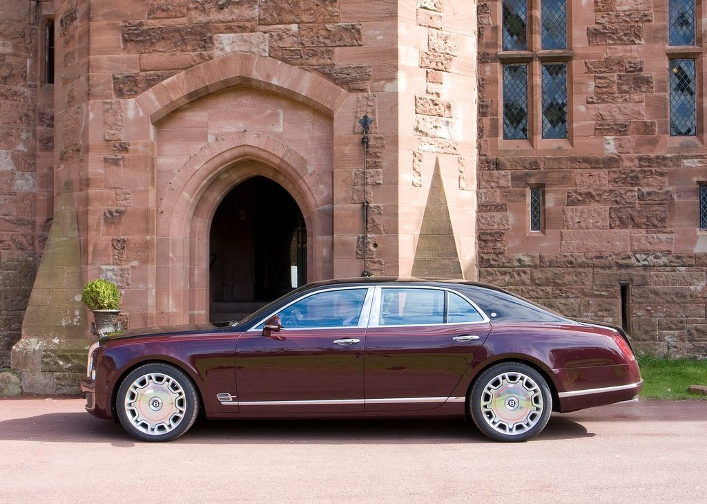 2012 Bentley Mulsanne Diamond Jubilee Left Side (Photo 9 of 11)