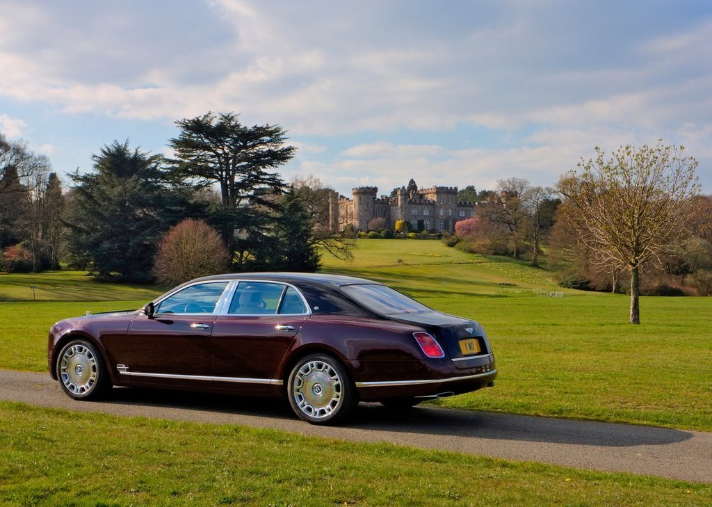 Featured Image of 2012 Bentley Mulsanne Diamond Jubilee Review