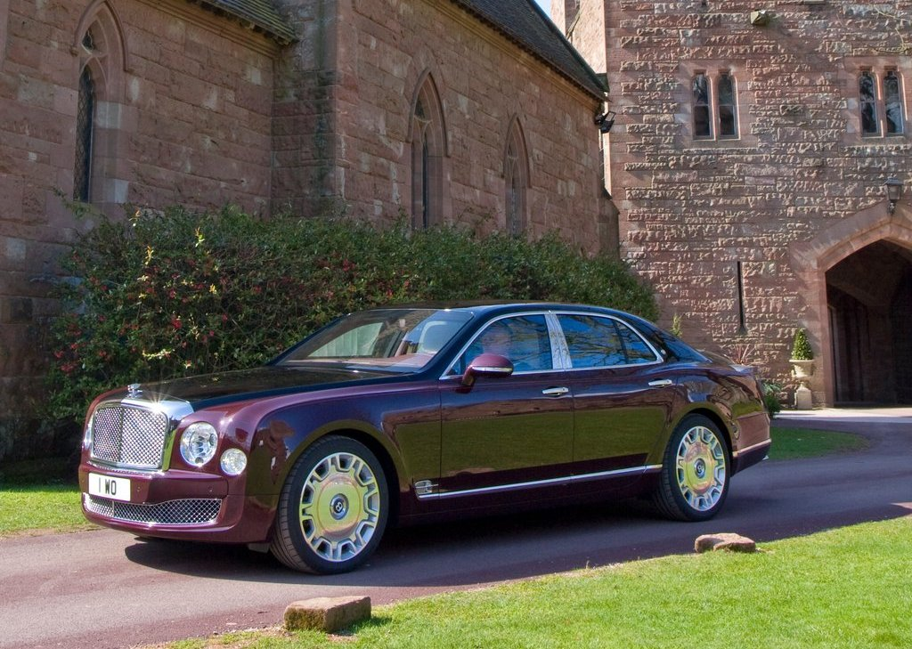 2012 Bentley Mulsanne Diamond Jubilee (Photo 1 of 11)
