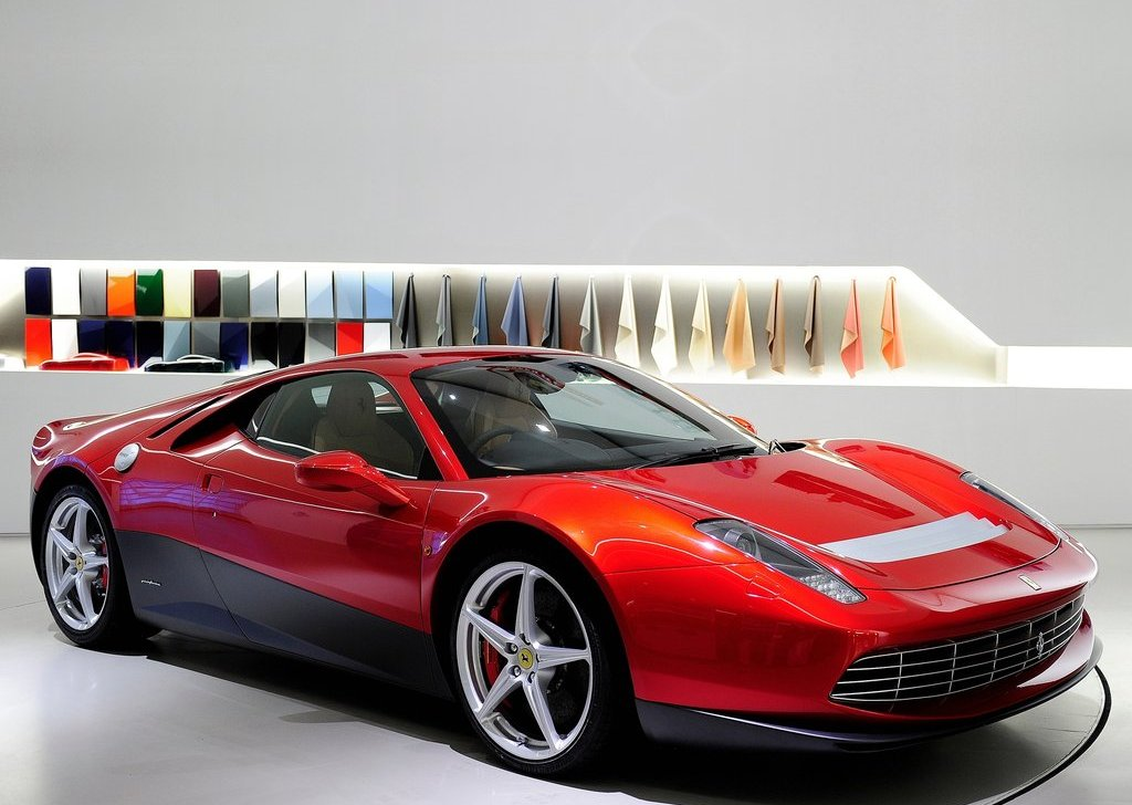 Featured Image of 2012 Ferrari SP12 EC Review