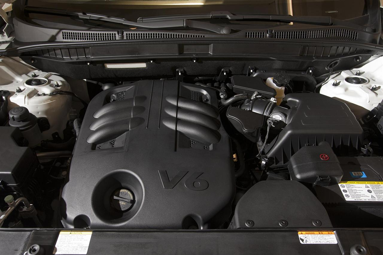 2012 Hyundai Veracruz V6 Engine (Photo 18 of 19)