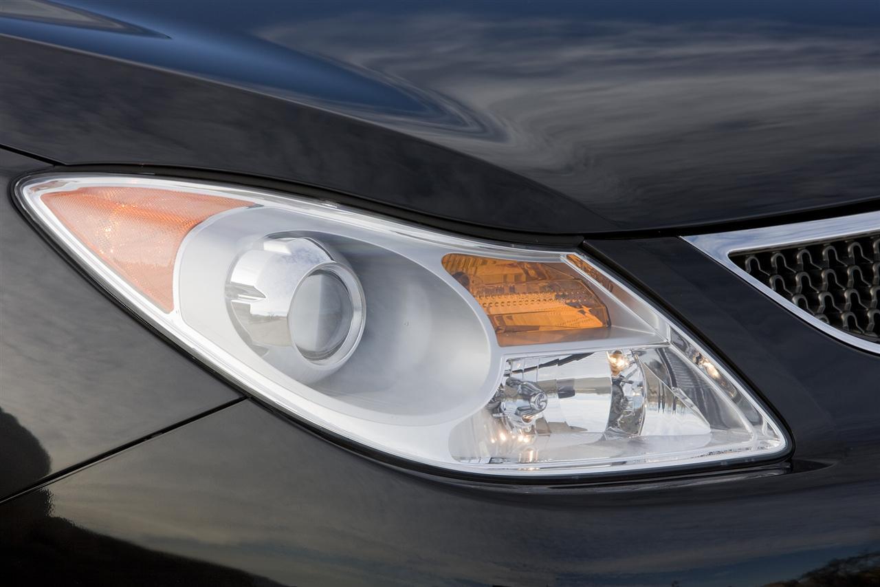 2012 Hyundai Veracruz Head Lamp (View 8 of 19)