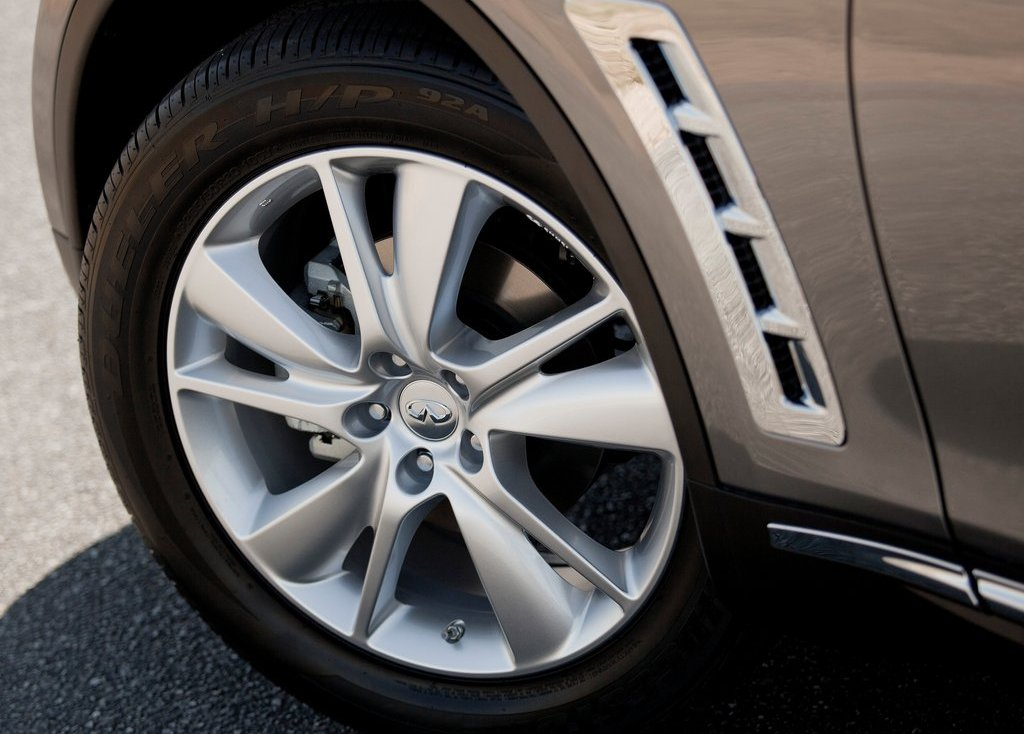 2012 Infiniti FX Wheels (Photo 11 of 11)