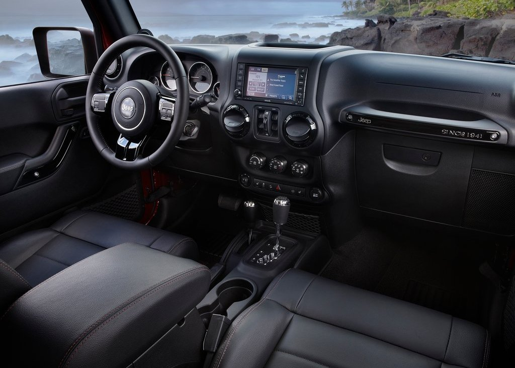 2012 Jeep Wrangler Unlimited Altitude Interior (View 4 of 6)