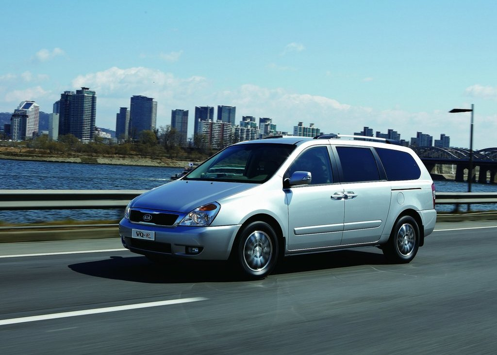 Featured Image of 2012 Kia Grand VQ R Specs Review