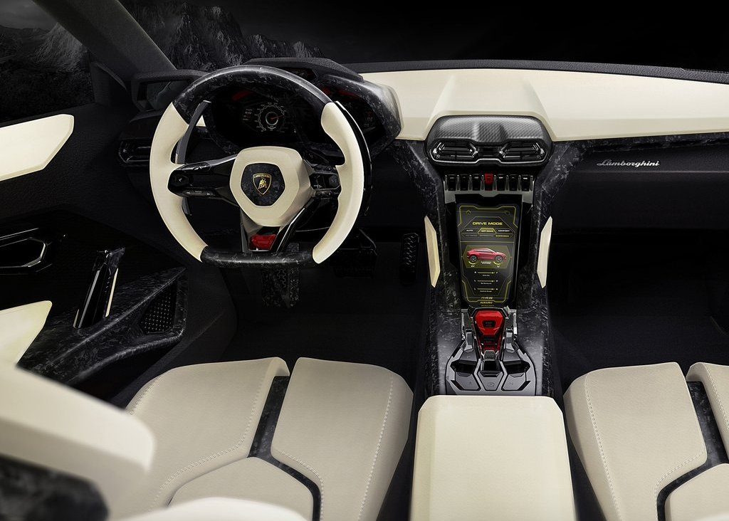 2012  Lamborghini Urus Interior (Photo 4 of 9)