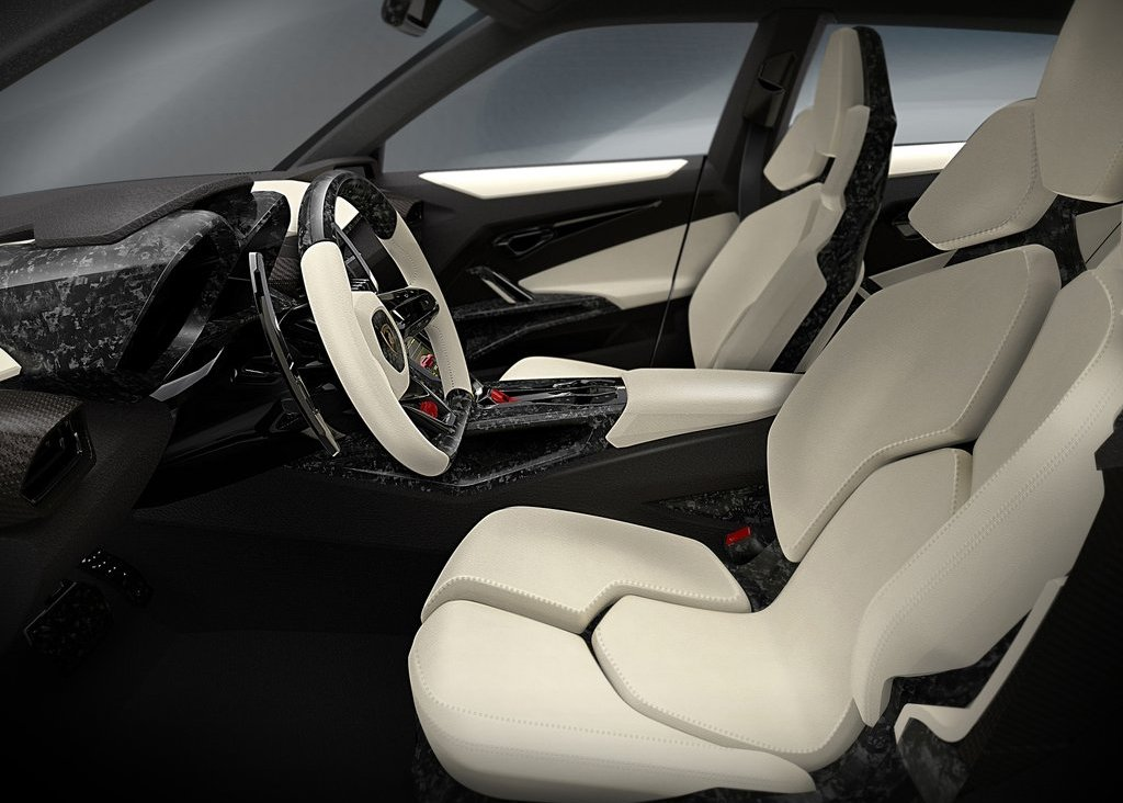 2012  Lamborghini Urus Seat (Photo 8 of 9)