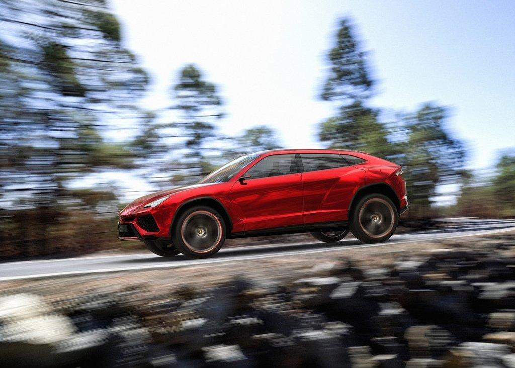 2012  Lamborghini Urus Side (Photo 9 of 9)