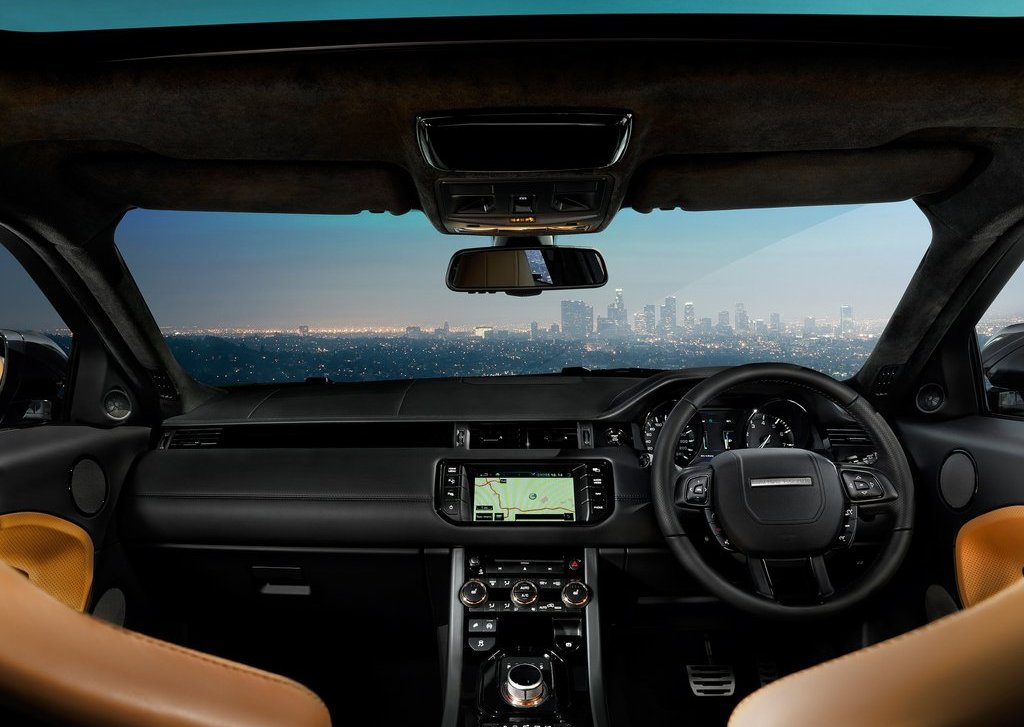2012 Land Rover Range Rover Evoque Dashboard (Photo 2 of 17)