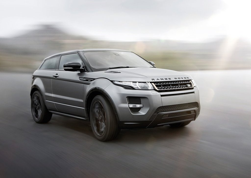 2012 Land Rover Range Rover Evoque Front View (Photo 8 of 17)