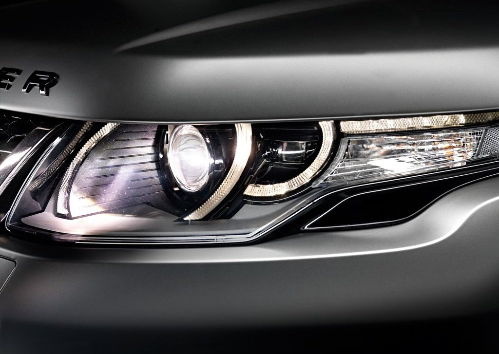 2012 Land Rover Range Rover Evoque Head Lamp (Photo 10 of 17)