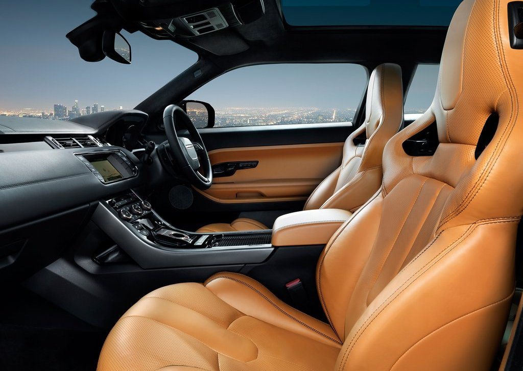 2012 Land Rover Range Rover Evoque Interior (Photo 11 of 17)