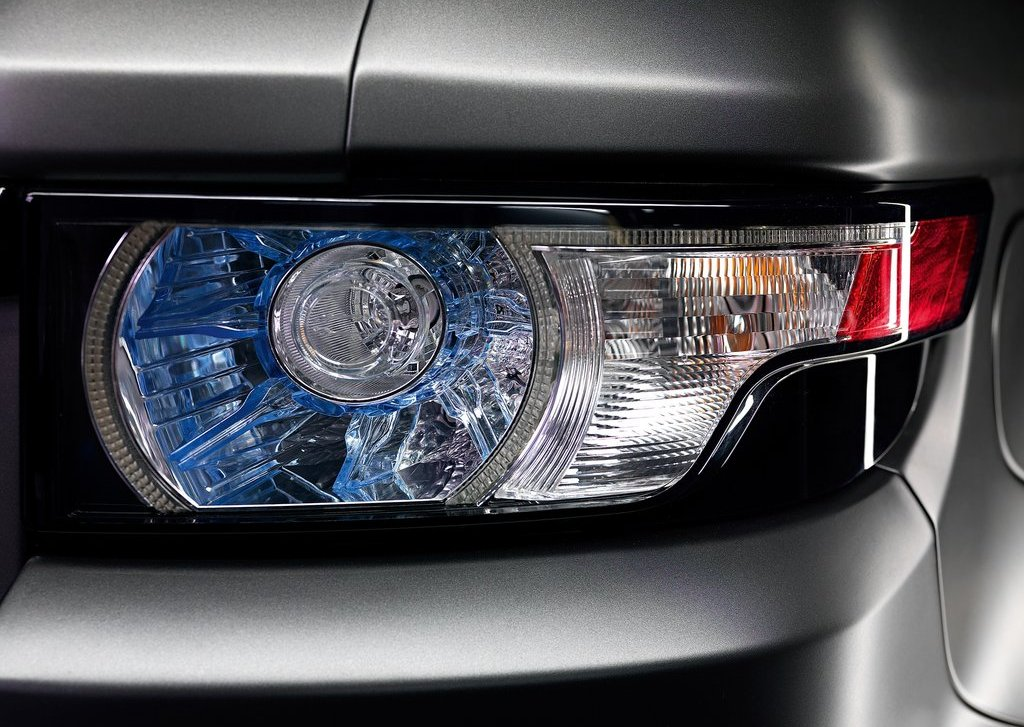 2012 Land Rover Range Rover Evoque Lamp (Photo 12 of 17)