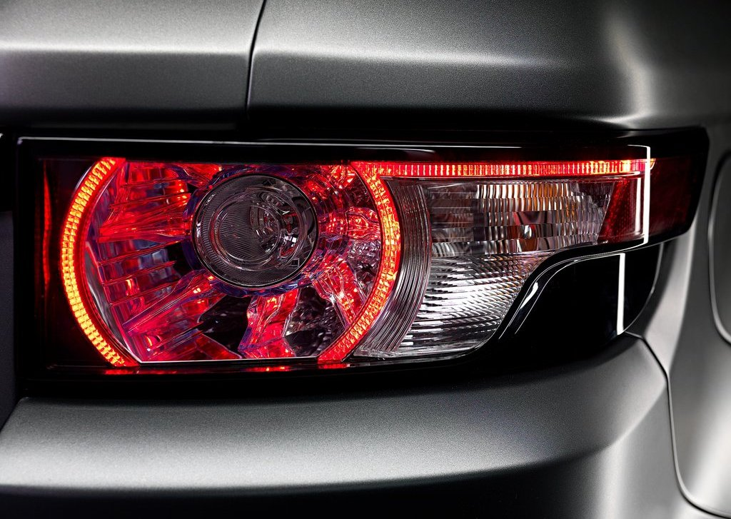 2012 Land Rover Range Rover Evoque Tail Lamps (Photo 16 of 17)