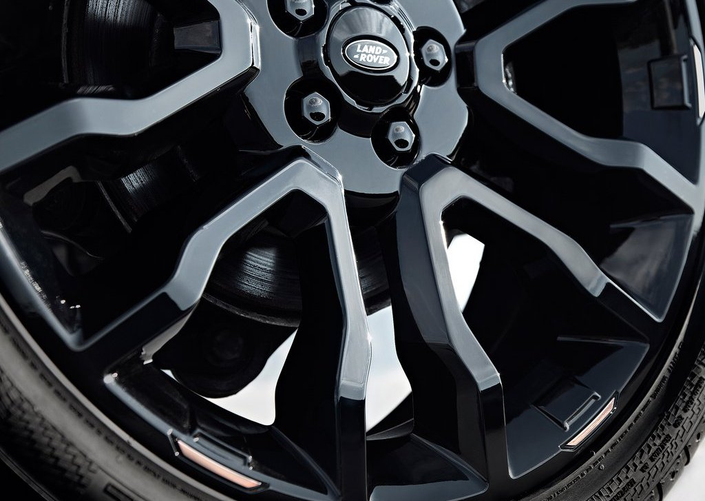 2012 Land Rover Range Rover Evoque Wheels (Photo 17 of 17)