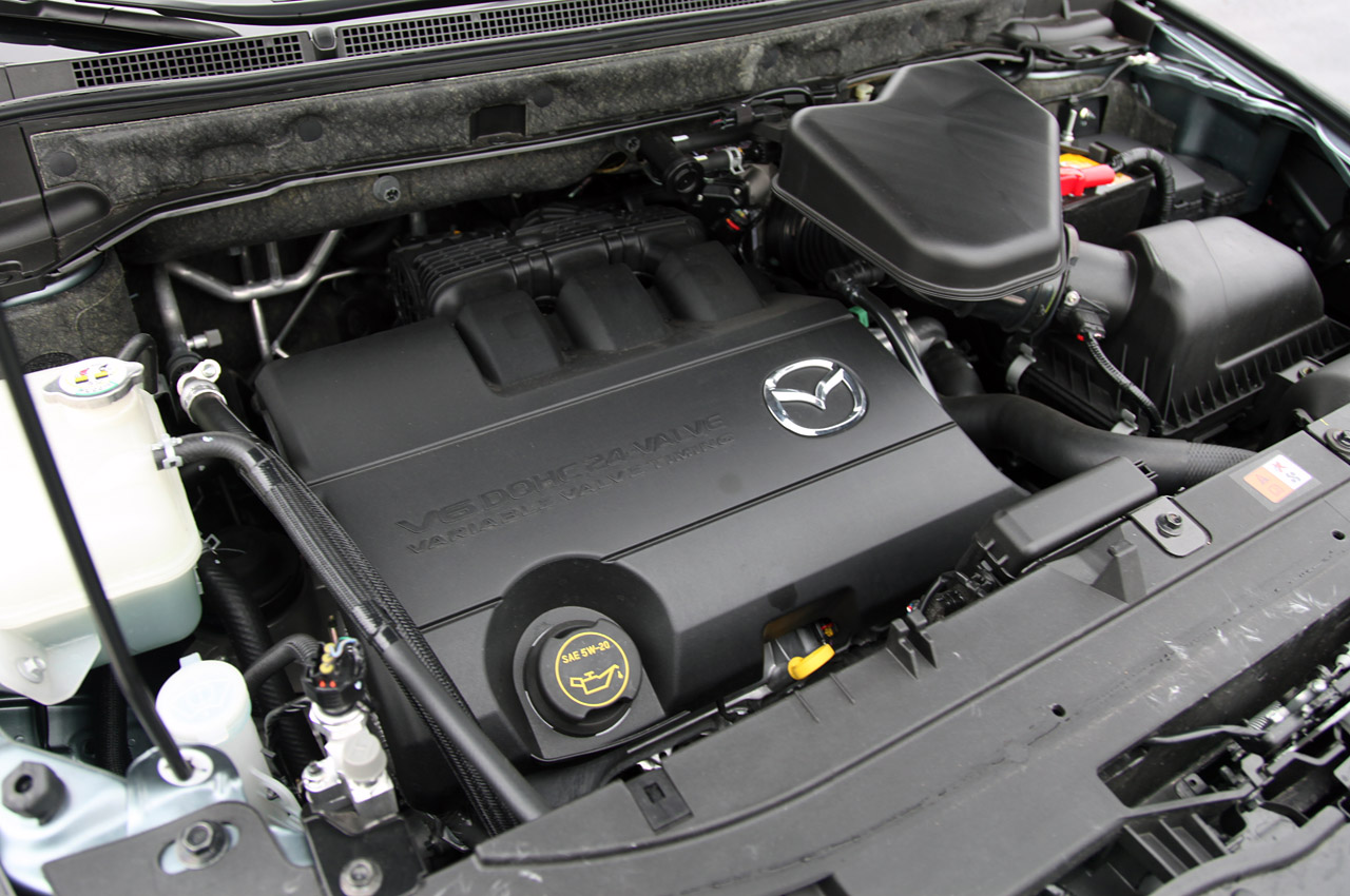 2012 MAZDA CX 9 Engine (Photo 5 of 21)