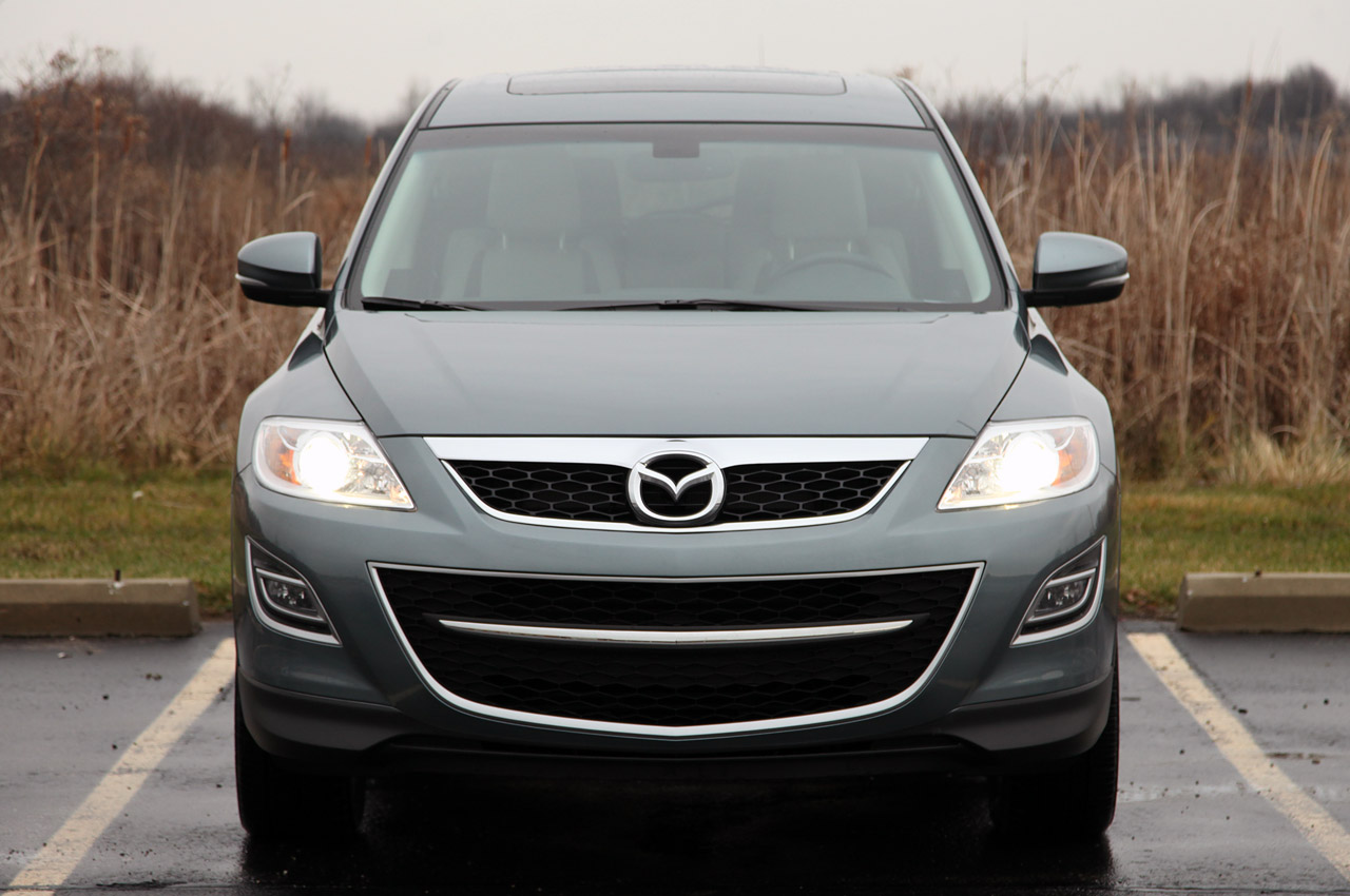 2012 MAZDA CX 9 Front (Photo 8 of 21)
