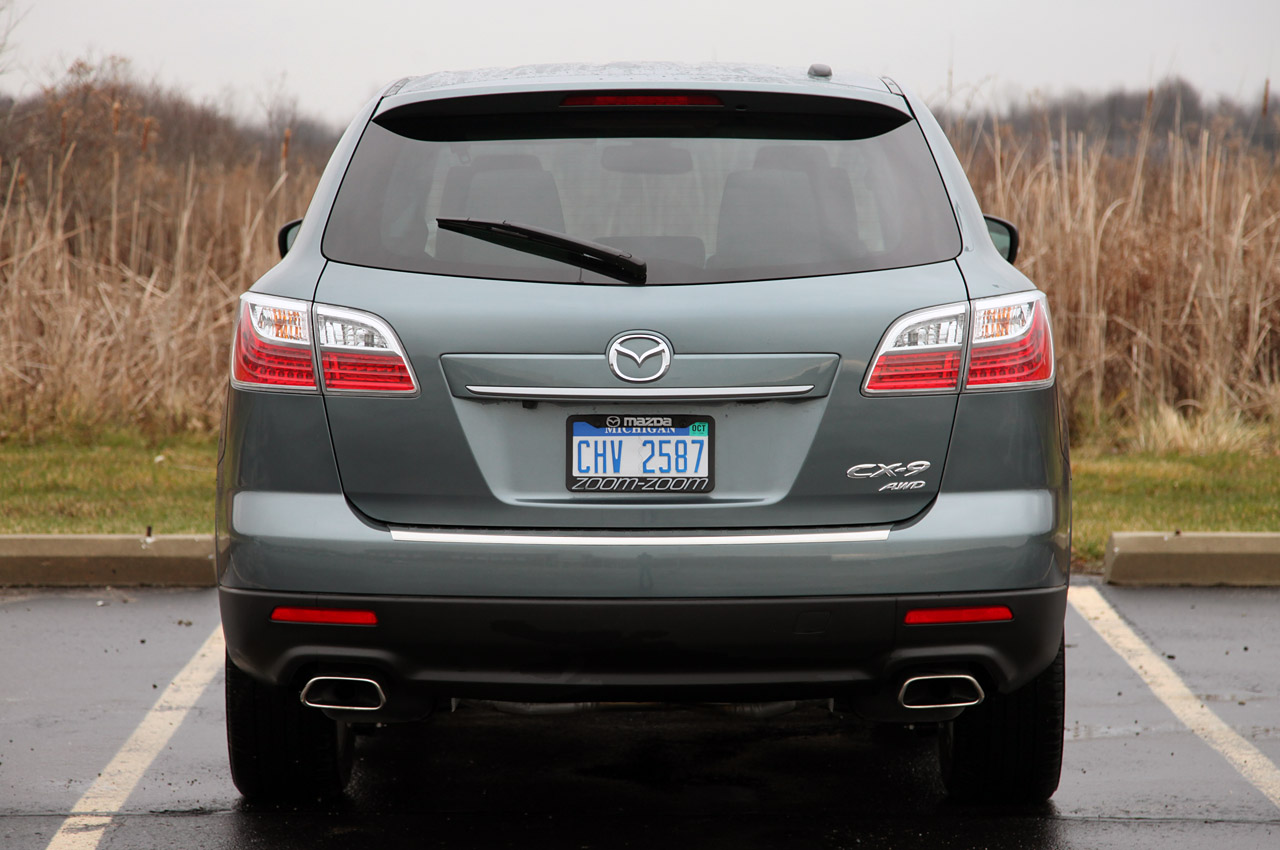 2012 MAZDA CX 9 Rear (Photo 14 of 21)