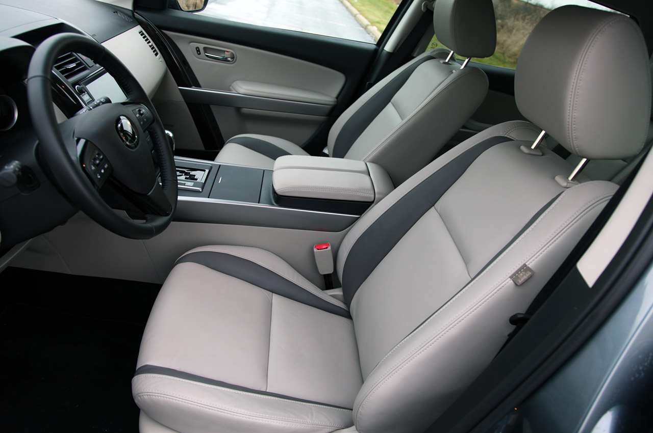 2012 MAZDA CX 9 Seat (Photo 16 of 21)