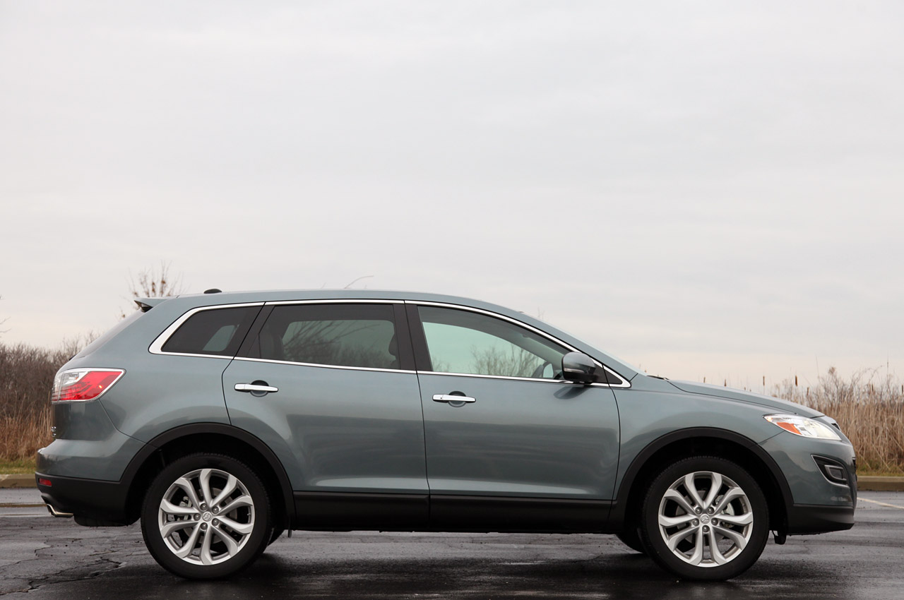 2012 MAZDA CX 9 Side (Photo 17 of 21)