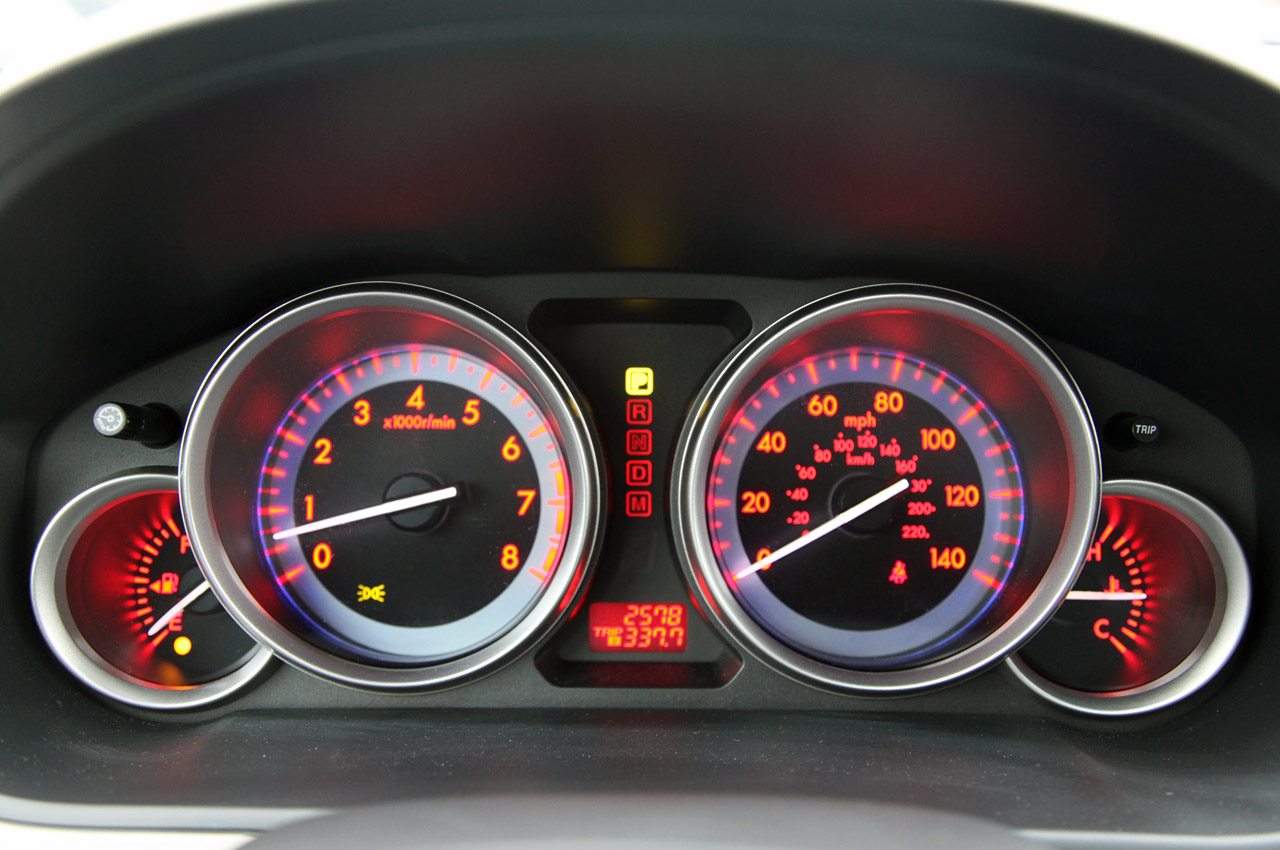 2012 MAZDA CX 9 Speedometer (Photo 18 of 21)