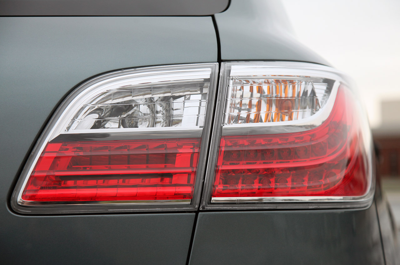 2012 MAZDA CX 9 Tail Lamp (Photo 19 of 21)