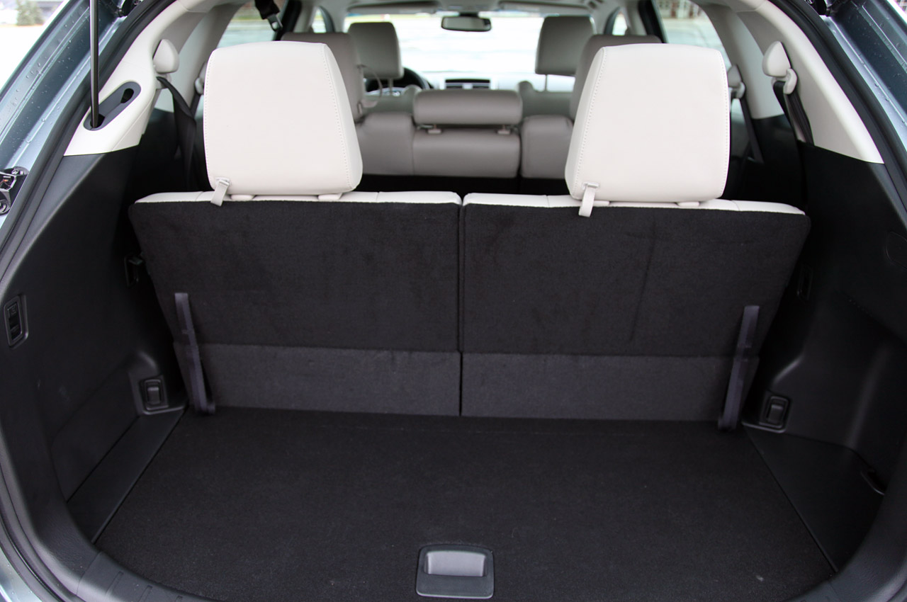 2012 MAZDA CX 9 Trunk (Photo 20 of 21)