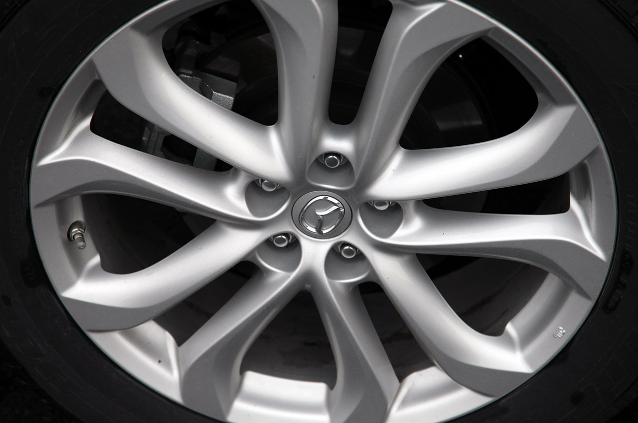 2012 MAZDA CX 9 Wheels (Photo 21 of 21)