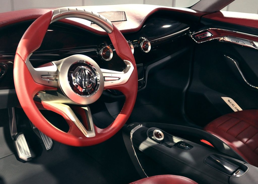 2012 MG Icon Concept Interior (Photo 4 of 8)