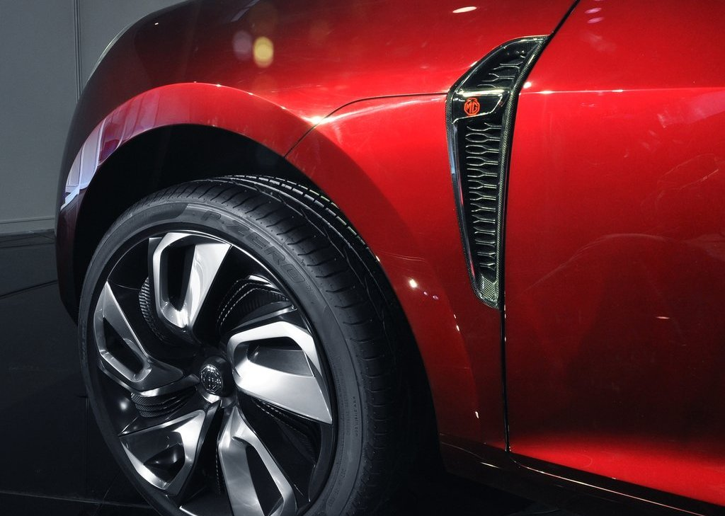 2012 MG Icon Concept Wheels (Photo 8 of 8)