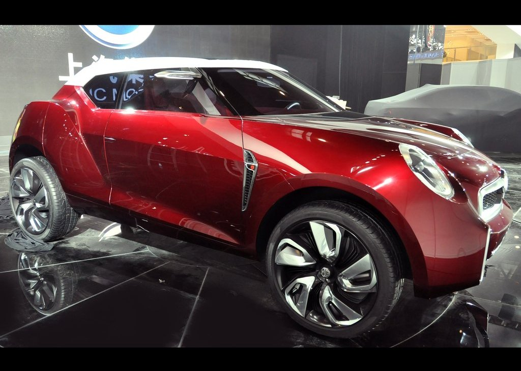 2012 MG Icon Concept (View 7 of 8)
