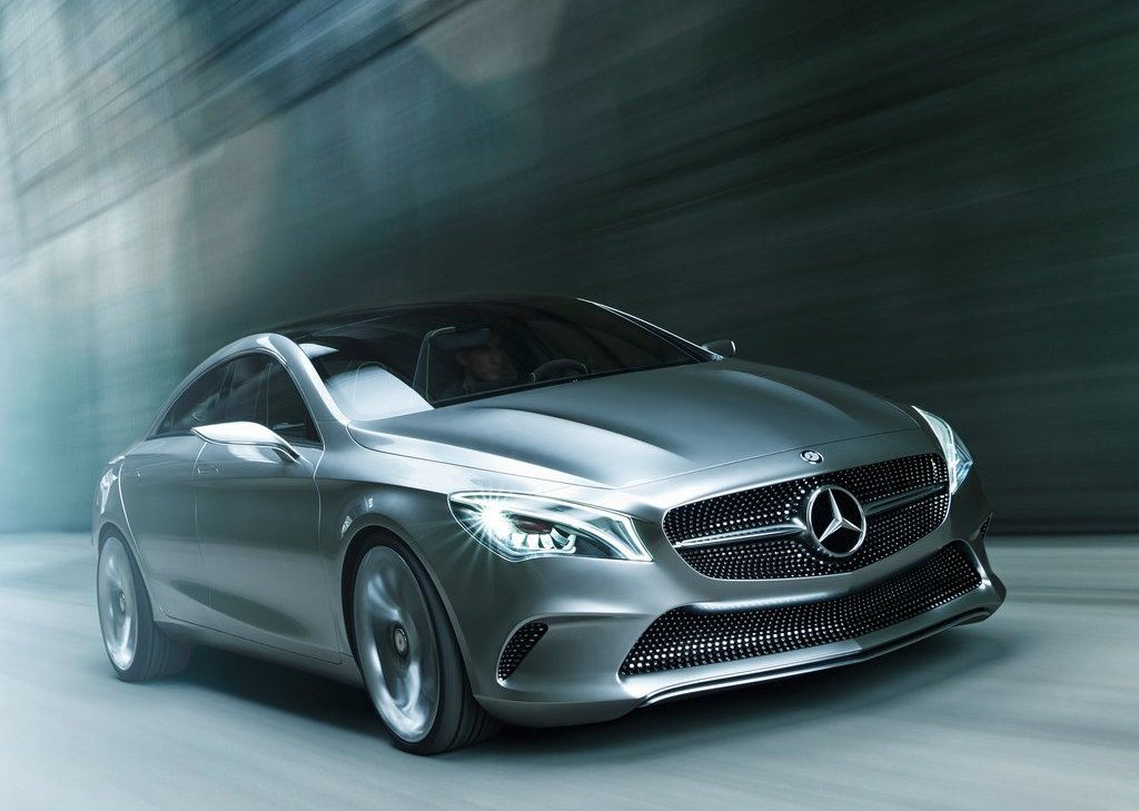 2012 Mercedes Benz Style Coupe (View 2 of 15)