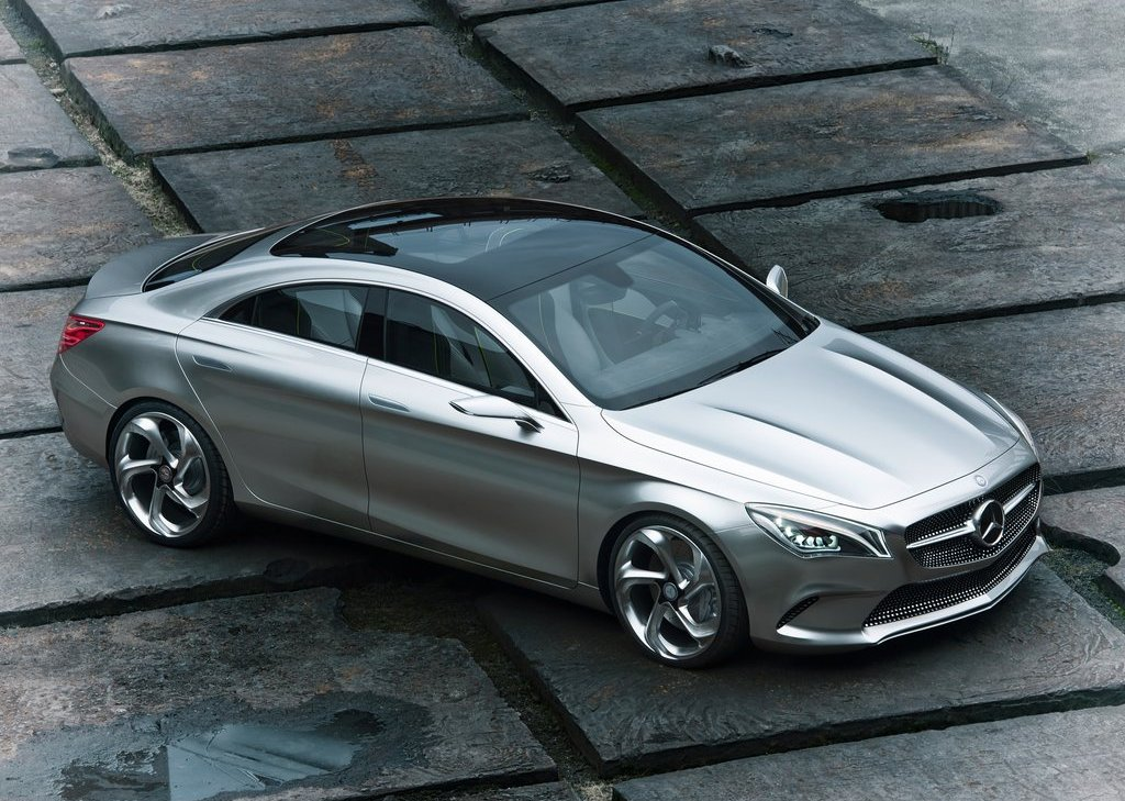 2012 Mercedes Benz Style Coupe Concept (View 3 of 15)