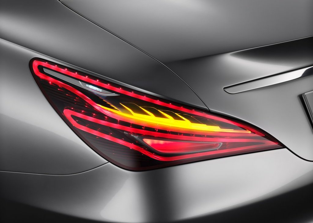 2012 Mercedes Benz Style Coupe Tail Lamp (View 13 of 15)