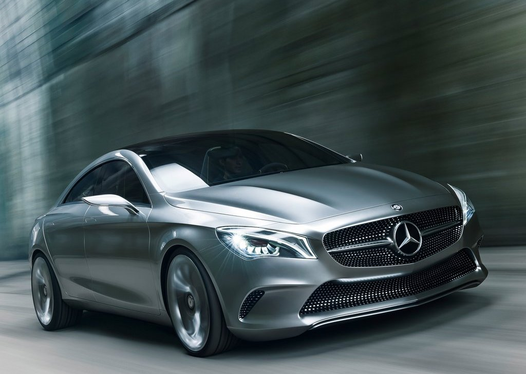 2012 Mercedes Benz Style Coupe (View 1 of 15)