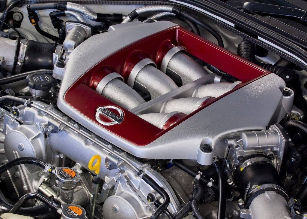 2012 Nissan GT R Track Pack Engine (Photo 3 of 10)
