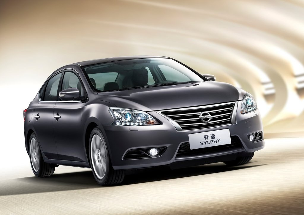 2012 Nissan Sylphy Front (Photo 3 of 8)