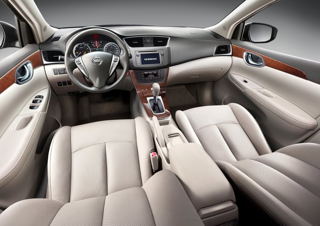 2012 Nissan Sylphy Interior (Photo 6 of 8)