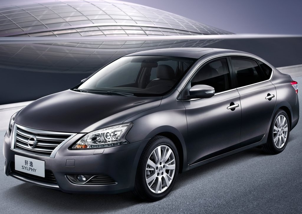 2012 Nissan Sylphy (Photo 1 of 8)