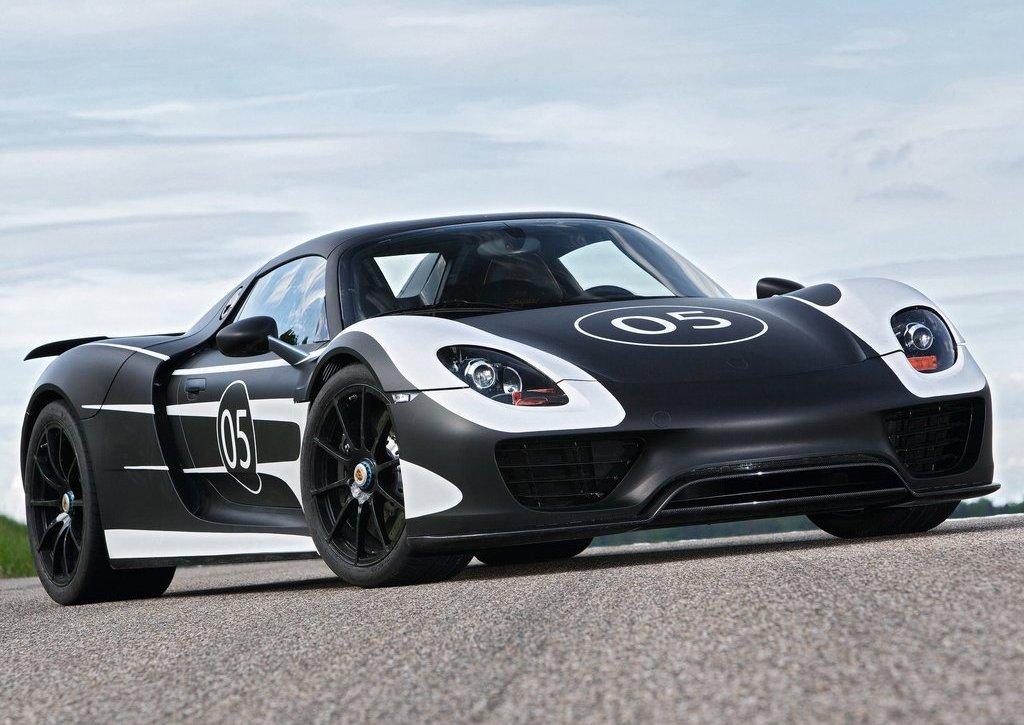2012 Porsche 918 Spyder Prototype Front (View 3 of 6)